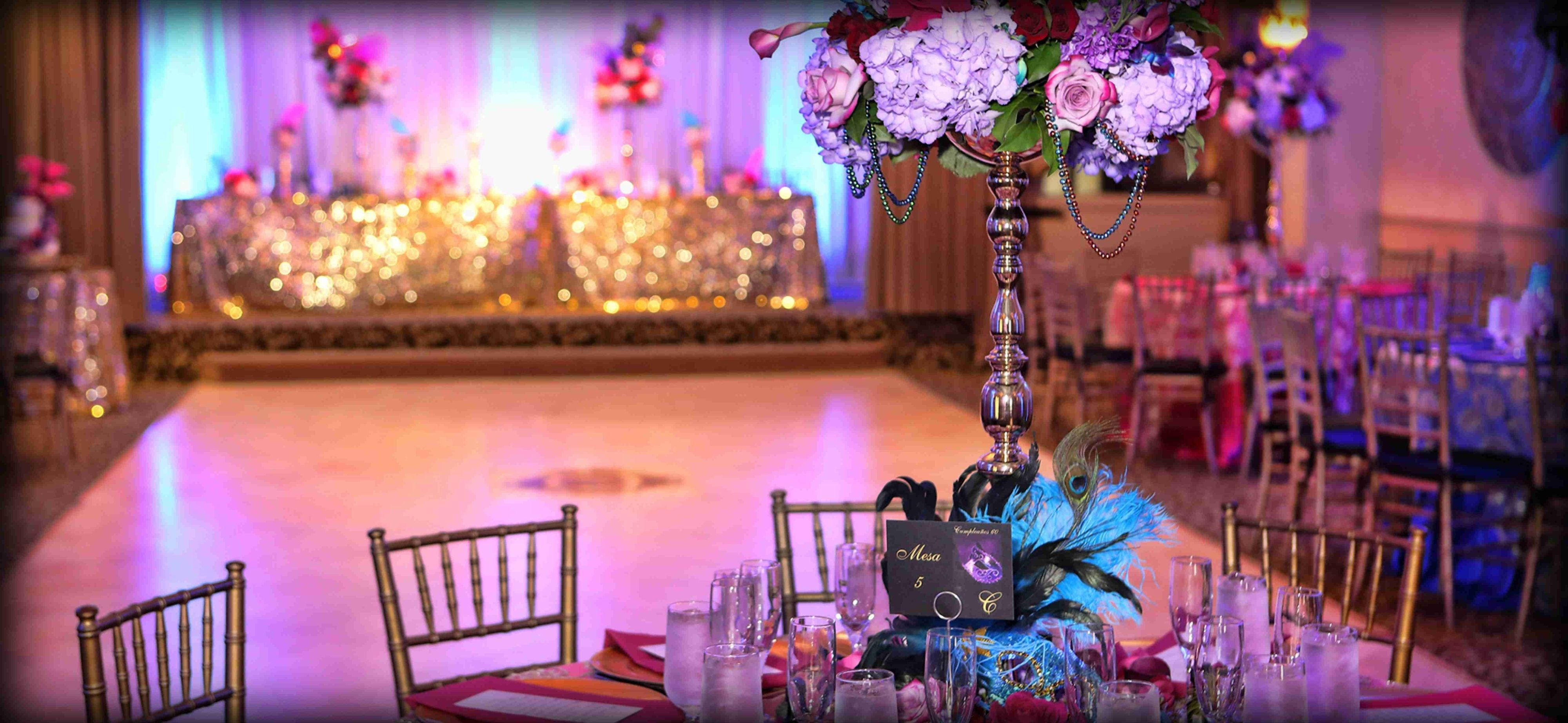 BANQUET HALL YOUR NEEDS
